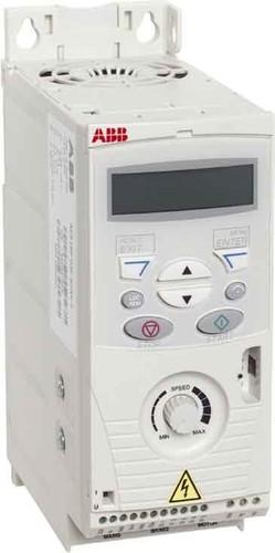 ABB Stotz S&J Frequenzumrichter EMV-Fi. 200-240V 2,4A 0,37KW ACS150-01E-02A4-2