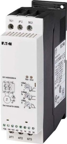 Eaton Softstarter 24 V AC/DC, 16 A DS7-340SX016N0-N