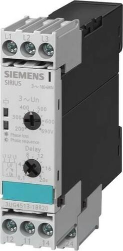 Siemens Indus.Sector Phasenfolgeüberwachung 3x 160-690VAC 2W 3UG4513-1BR20