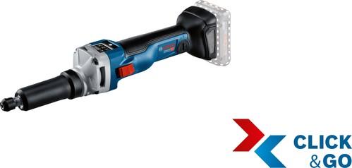 Bosch Power Tools Akku-Geradschleifer 18 V, L-BOXX GGS 18V #06012B4000