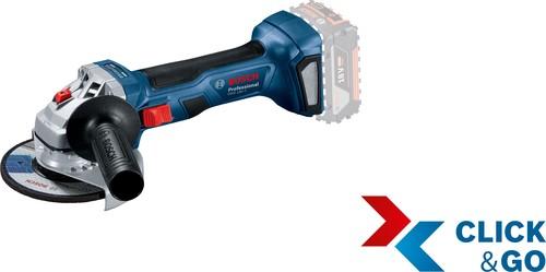 Bosch Power Tools Akku-Winkelschleifer 18 V, L-BOXX GWS 18V #06019H9002
