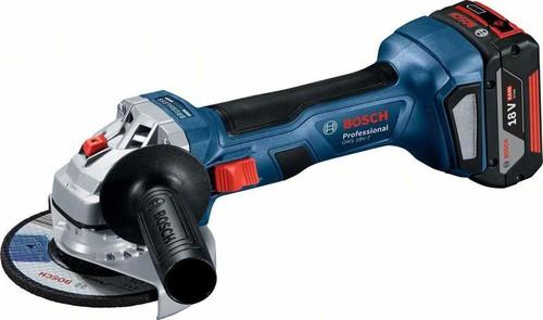 Bosch Power Tools Akku-Winkelschleifer 18 V, L-BOXX GWS 18V #06019H9005