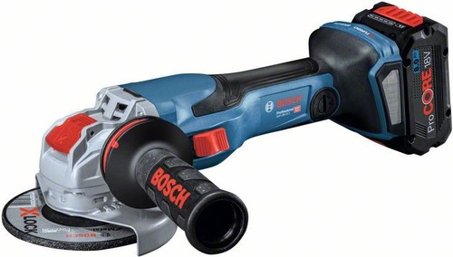 Bosch Power Tools Akku-Winkelschleifer 18 V, L-BOXX GWX 18V-15 C