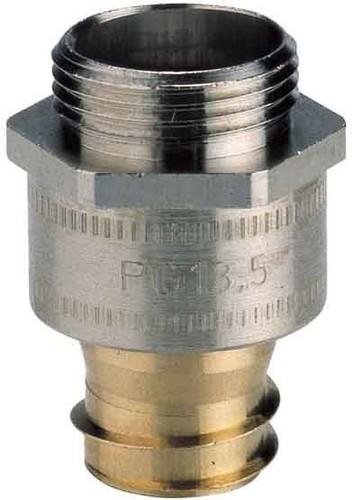 Flexa Metallverschraubung AD17/M16x1,5 LI-M 5010.012.016
