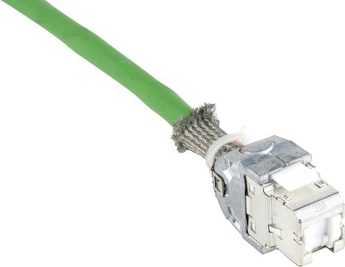 Corning Anschlussmodul Cat6A HW STP XF500003553