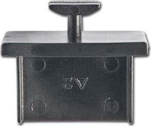 Busch-Jaeger USB-Staubschutzkappe schwarz 2098