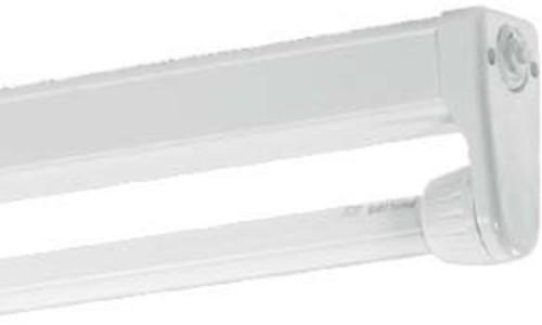 Norka Kunststoffleuchte Hamm 1x18 EVG 40027