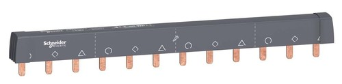 Schneider Electric Phasenschiene STEG 3p 12Mod. 100A A9XPH312
