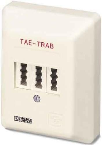 Phoenix Contact TAE-Anschlussdose AP NFN TAE-TRAB FM-NFN-AP