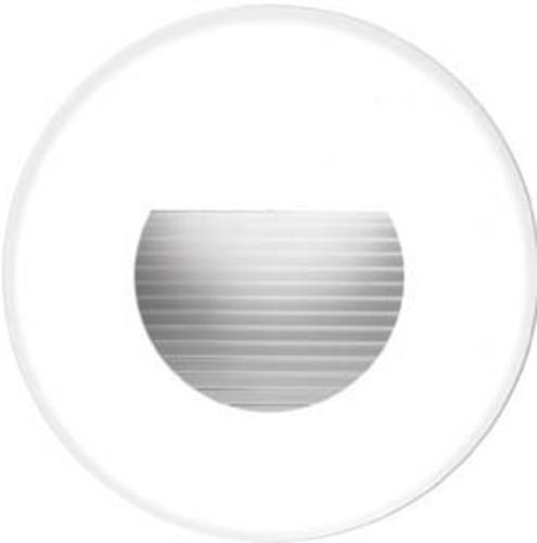 Brumberg Leuchten LED-Wandleuchte 1W/230V LED weiß R3928W
