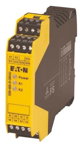 Eaton Sicherheitsrelais 230VAC/DC einkanalig ESR5-NOS-31-230VAC