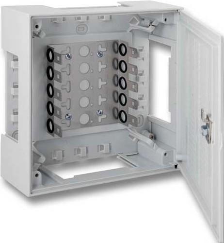 EFB-Elektronik Kunststoffverteiler innen Box II zu 50DA 46025.1