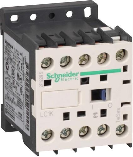 Schneider Electric Leistungsschütz 3p+1Ö 2.2kW/400V/AC3 LC1K0601F7