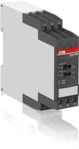 ABB Stotz S&J 3-Phasenüberwachungsrelais 2W 30s, 3x380VAC CM-PSS.31S