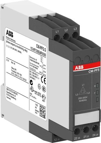 ABB Stotz S&J Phasenfolgerelais CM-PFS.S