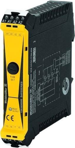Weidmüller Sicherheitsrelais 24V SCS 24VDC P1SIL3DS