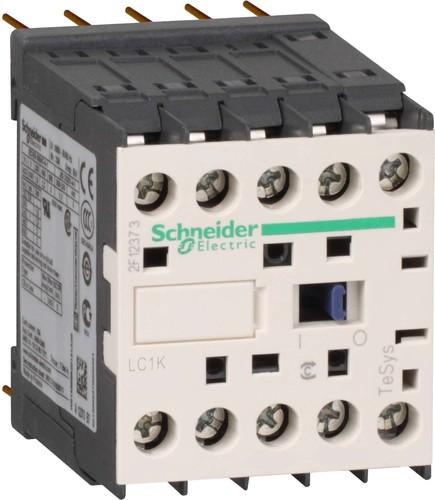 Schneider Electric Leistungsschütz 3-polig, 1Ö LC1K06015B7
