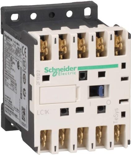 Schneider Electric Leistungsschütz 3-polig, 1Ö LC1K06017P7