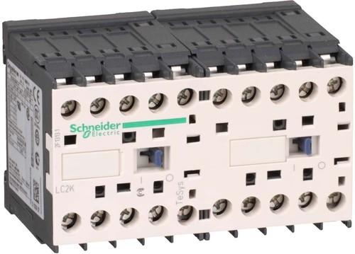 Schneider Electric Wendeschützkombination 2,2kW/400V/AC3 LC2K06015B7