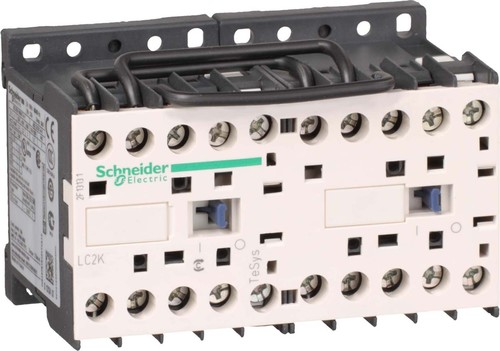 Schneider Electric Wendeschützkombination 2,2kW/400V/AC3 LC2K0610E7