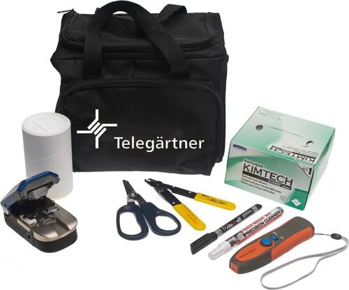 Telegärtner Tool-Kit Essential LWL mit Standard-Cleaver 100025942