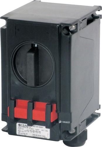 Ceag Sicherheitst. Sicherheitsschalter 20A 3Pol GHG 262 2301 R0001