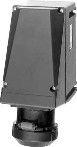 Ceag Sicherheitst. Wandsteckdose 220-250V 4Pol GHG 512 4409 R0001