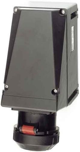 Ceag Sicherheitst. Wandsteckdose 380-415V 5Pol GHG 512 4506 R0001