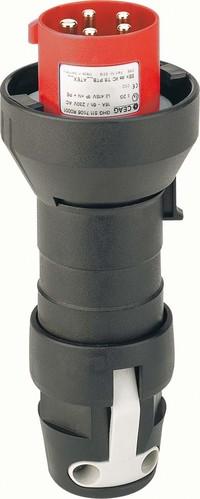 Ceag Sicherheitst. Stecker 16A 5p. 380-415V GHG 511 7506 R0001