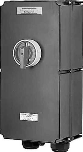 Ceag Sicherheitst. Sicherheitsschalter 125A,3p,NOT-AUS GHG 265 0010 R0002