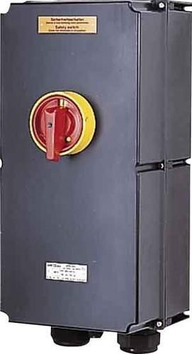 Ceag Sicherheitst. Sicherheitsschalter 180A,3p,NOT-AUS GHG 266 0006 R0002