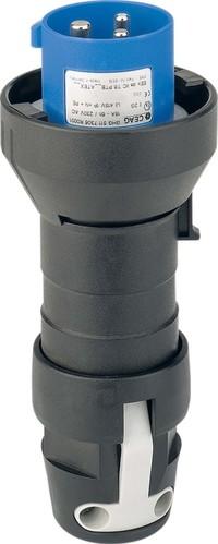 Ceag Sicherheitst. Stecker 3p., 16A GHG5432306V0000