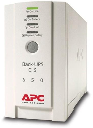 APC Back-UPS 650VA 230V BK650EI