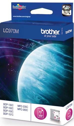 Brother Tintenpatrone mag LC-970M