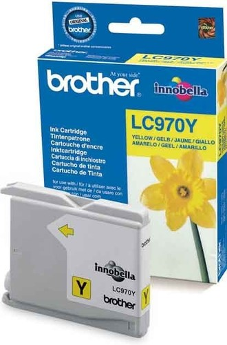 Brother Tintenpatrone ge LC-970Y