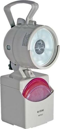 Ceag Notlichtsysteme LED Handscheinwerfer IP 54 W 276.3/4 LED