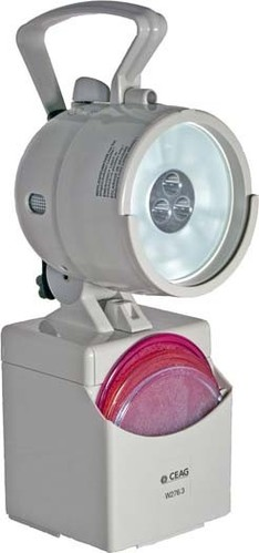 Ceag Notlichtsysteme LED Handscheinwerfer IP 54 W 276.3/7 LED