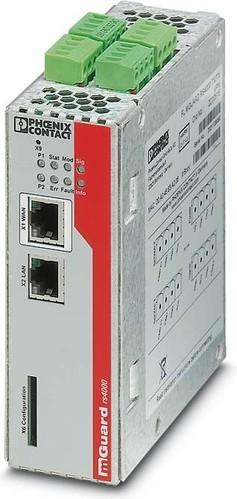Phoenix Contact Router SD-Karten-Slot FL MGUARD RS4000TXTX