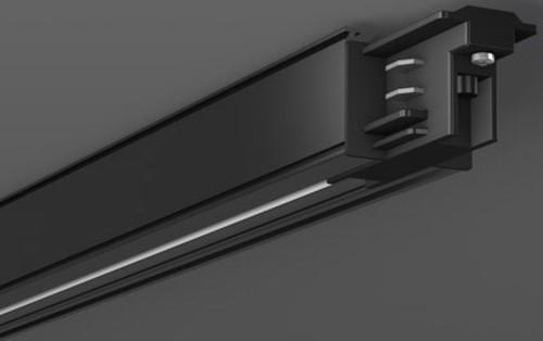 RZB Kupplung elektrisch gerade schwarz für 3Ph. 701071.003