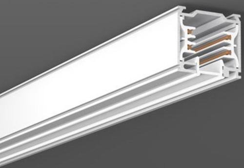 RZB Abdeckung für 3Ph-Schiene weiß 1000mm 701075.002