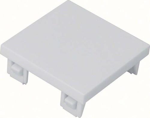 Tehalit Blindplatte Mosaik weiß 2 Module 45x45 EMR02 weiß