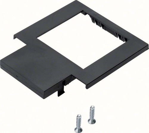 Tehalit Geräteblende einfach für Geräteträger GTMBV34T1