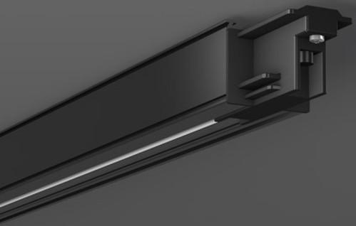 RZB Kupplung mechanisch gerade schwarz für 3Ph. 701080.003