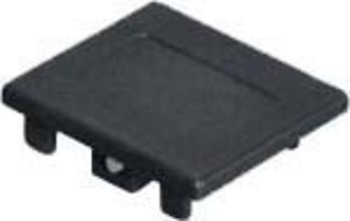 RZB Abschlussstück für 3Ph. schwarz 701087.003
