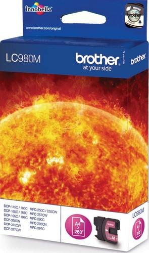Brother Tintenpatrone mag LC-980M