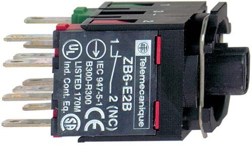 Schneider Electric Hilfsschalterblock D=16 ZB6ZH01B