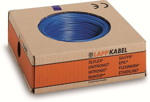 Lapp Kabel&Leitung UL(MTW)-CSA(HAR) Style 1015 1x1,5 WHBU 4160444 R100