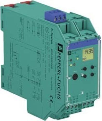 Pepperl+Fuchs Fabrik Transmitterspeisegerät KFD2-CRG2-Ex1.D