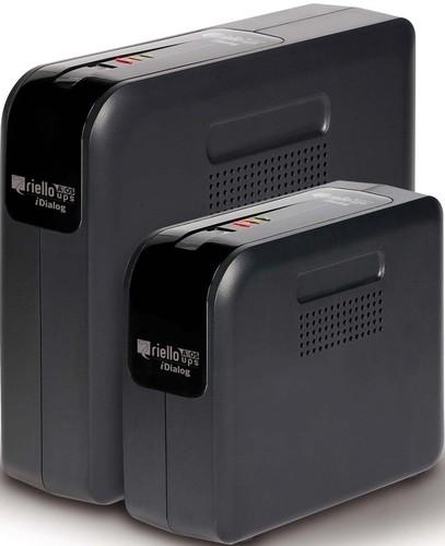 Riello UPS Off-Line USV-Anlage i-Dialog 800VA IDG 800