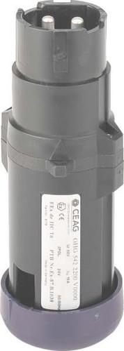 Ceag Sicherheitst. Ex-Stecker 16A, 24V, 2-polig GHG 542 2200 V0000